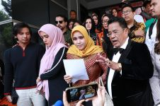 Polisi ungkap motif Galih Ginanjar sebut Fairuz bau ikan asin