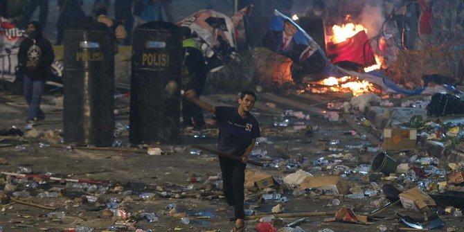 Polisi: Ciri-ciri penembak kerusuhan 22 Mei pakai pistol Glock 42