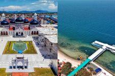 7 Tempat wisata berkonsep syariah di Indonesia, ayo piknik ke sini