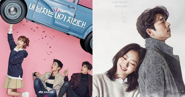 15 Drama Korea romantis fantasi berbalut komedi, bikin baper
