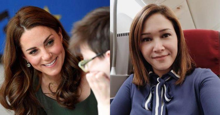 Gaya disamakan Kate Middleton, Maia Estianty malah curhat Duo Ratu