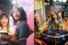 10 Momen ultah Dodit Mulyanto, dapat moge seharga rumah dari pacar