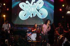 Slank sukses menghipnotis penggemarnya dalam konser Magnumotion 2019