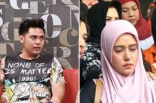 Media luar negeri soroti kasus 'ikan asin' Galih Ginanjar dan Fairuz