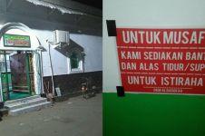 Viral, masjid di Cirebon ini punya fasilitas lengkap untuk musafir