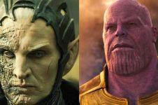 10 Potret gaya asli pemeran antagonis film Marvel ini manglingi