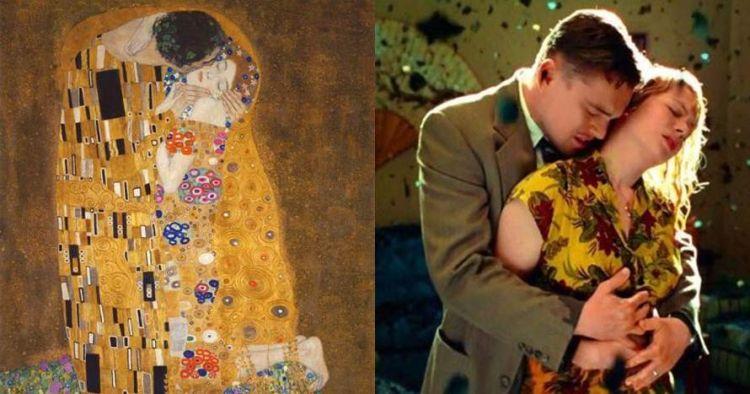 10 Lukisan terinspirasi dari adegan film ini bikin takjub