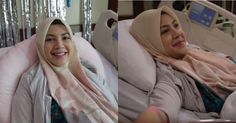 Curhatan haru Ratna Galih usai melahirkan bayi kembarnya
