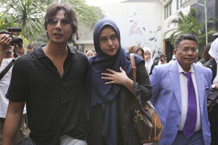 Komnas Perempuan pelajari dugaan KDRT Fairuz dan Galih Ginanjar