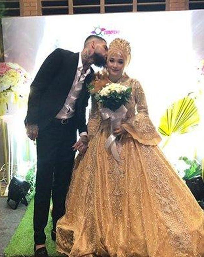 fakta pernikahan diego dhea © 2019 brilio.net
