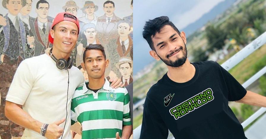 15 Transformasi Martunis, anak angkat Ronaldo yang beranjak dewasa