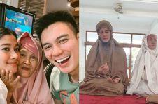 10 Momen Nenek Iro & Baim Wong, dipertemukan dengan artis idola