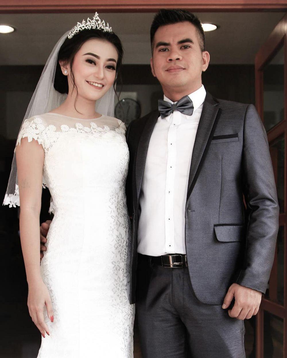 chagii dan suami © 2019 brilio.net