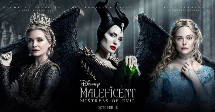 7 Fakta menarik film Maleficent 2: Mistress of Evil
