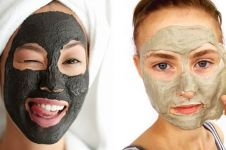 Sering dikira sama, ini beda clay mask, mud mask, & peel off mask