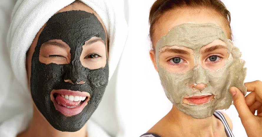 Sering dikira sama, ini beda clay mask, mud mask, & peel off mask