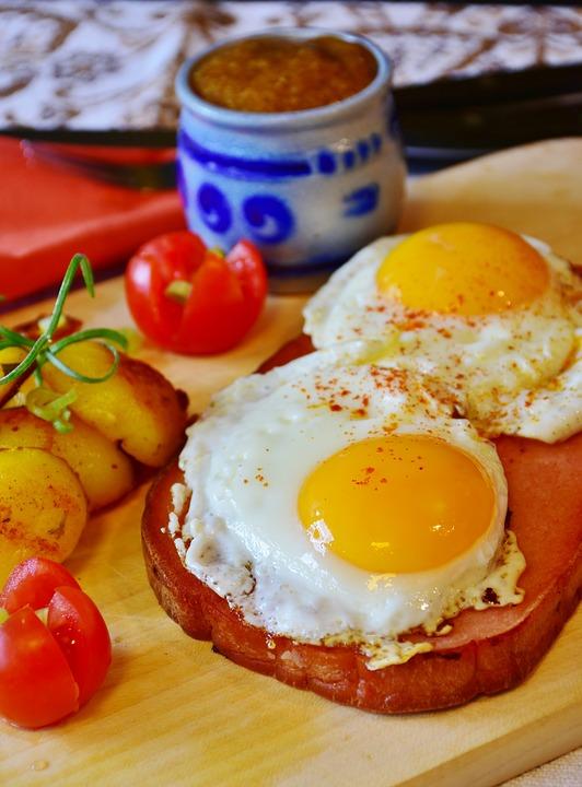 makanan dan minuman tak daging pixabay