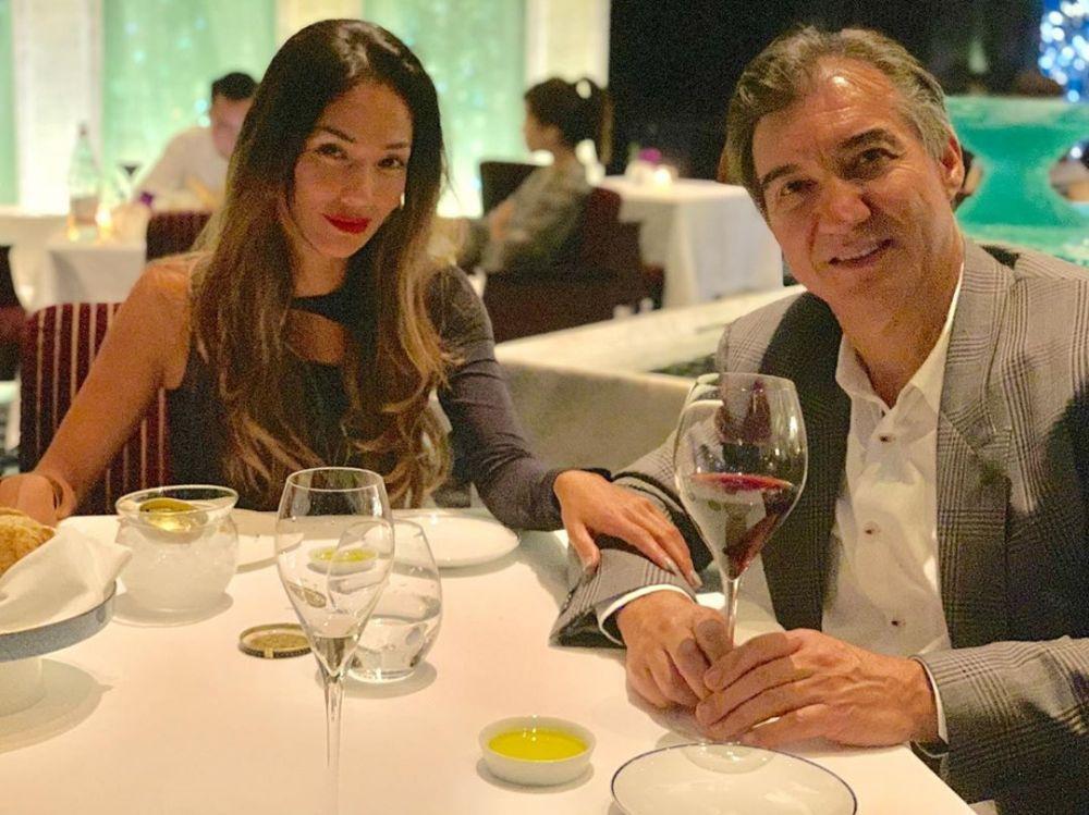 Shanty dan suami bulenya instagram