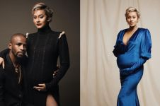Kimmy Jayanti lahirkan anak pertama, intip potret lucu sang bayi