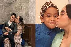 10 Momen kedekatan Salmafina dengan sang adik, so sweet abis!