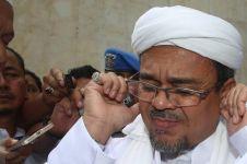 Jadi syarat rekonsiliasi, begini lika-liku kepulangan Habib Rizieq