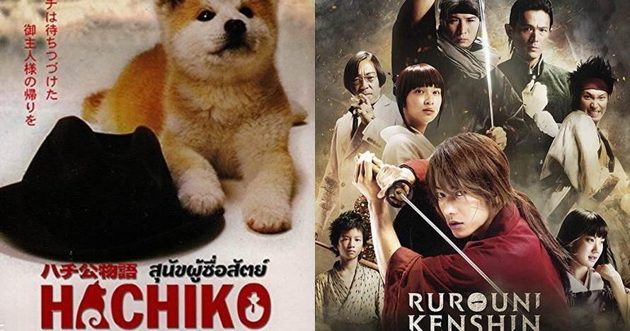 9 Film Jepang diadaptasi kisah nyata, Hachiko paling bikin mewek