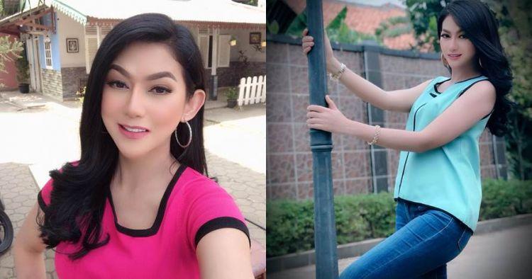 10 Pesona Sania Velova, pesinetron cantik adik Barbie Kumalasari