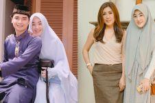8 Potret kedekatan Larissa Chou dan sang ibu yang beda agama