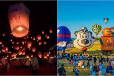 7 Festival khas Taiwan dengan keindahan bak negeri dongeng