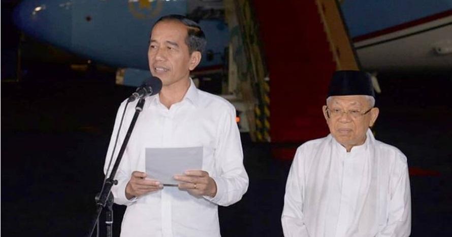 Jokowi bocorkan susunan kabinetnya, ada menteri yang menjabat lagi