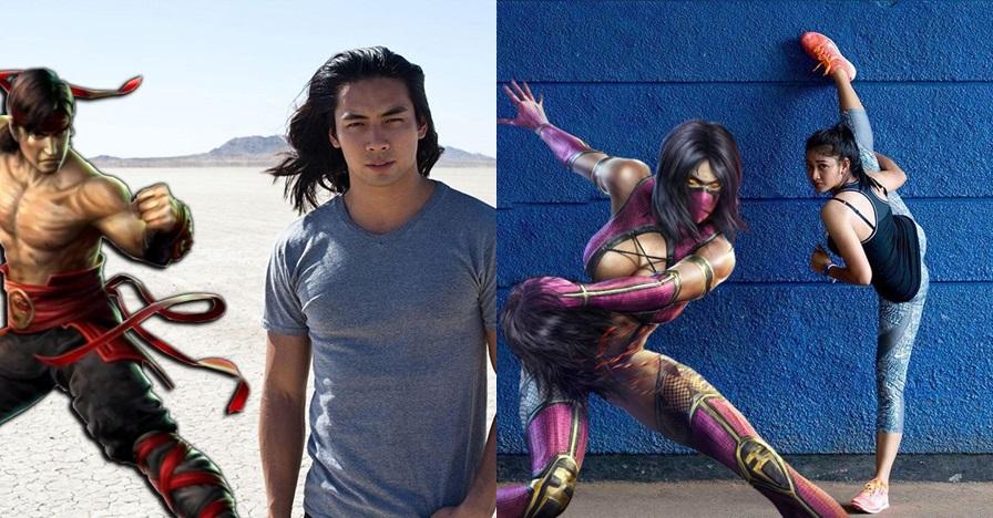10 Cocoklogi artis Indonesia perankan karakter Mortal Kombat