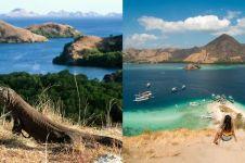 Sensasi tinggal di atas kapal jelajahi 6 spot eksotis Labuan Bajo