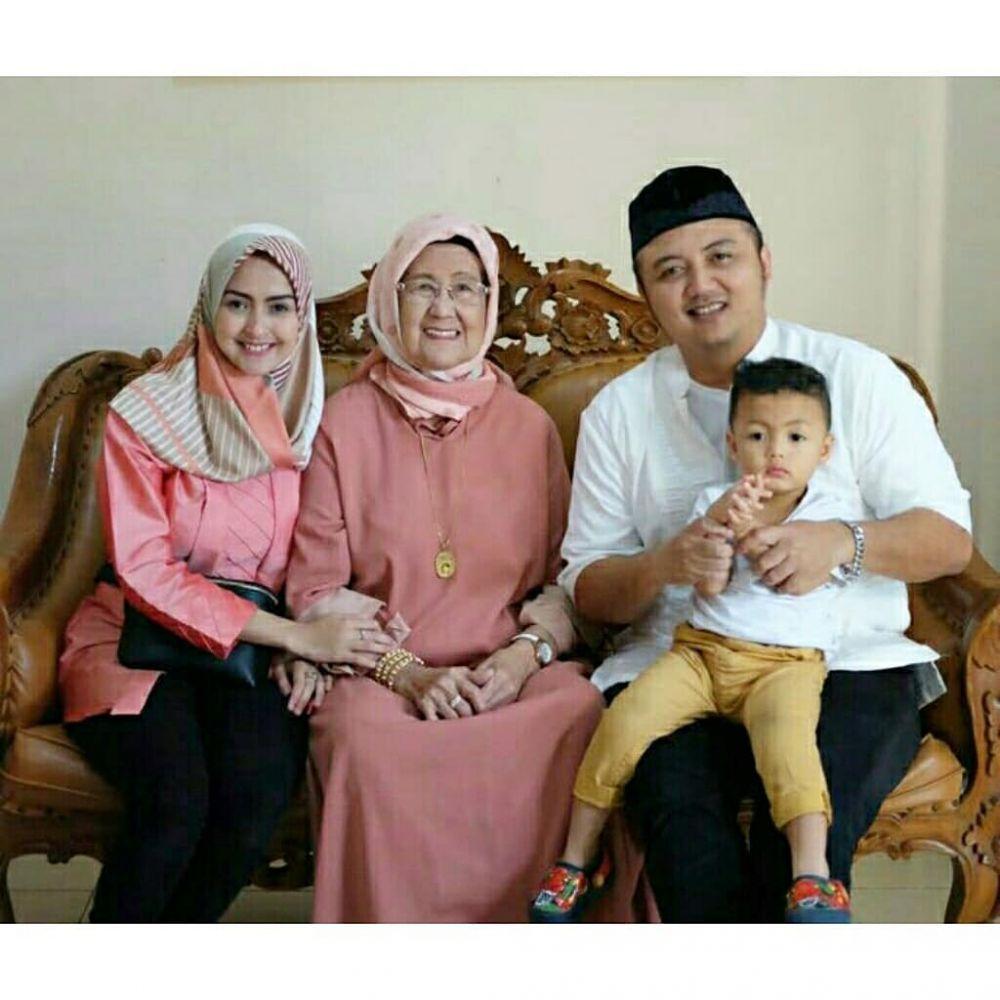 lia ananta keluarga © 2019 instagram