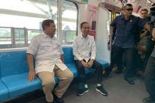 Janji bantu Jokowi, Prabowo minta maaf jika sesekali mengkritik