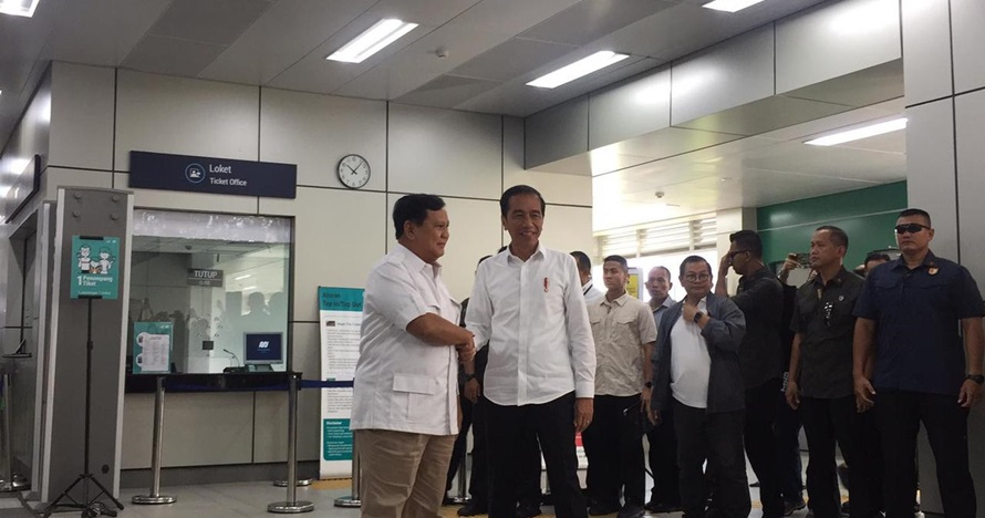 Ini sosok di balik pertemuan Jokowi-Prabowo