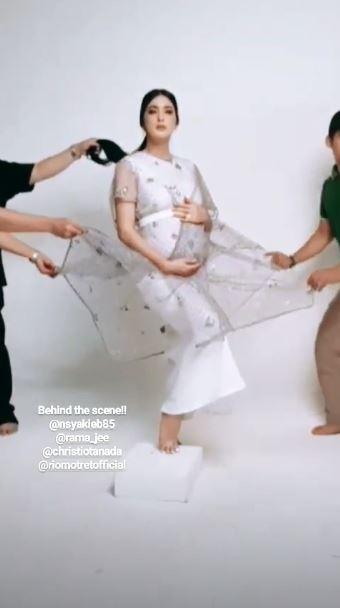 maternity nabila syakieb © 2019 brilio.net