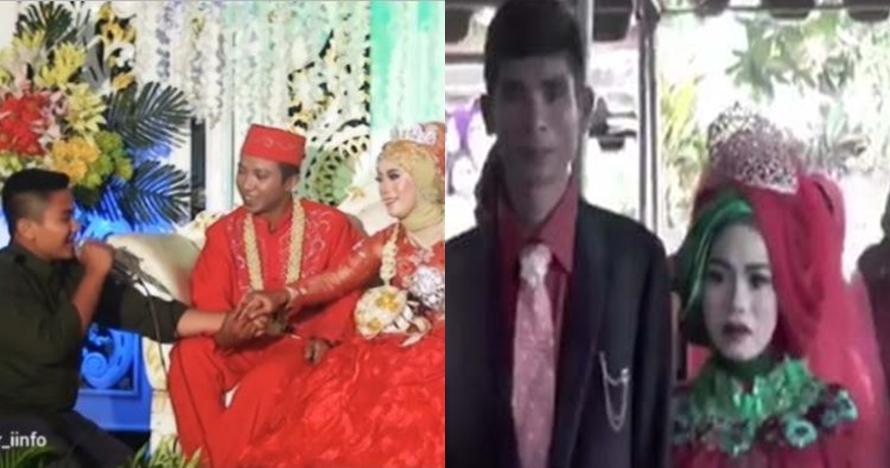 5 Momen cowok menyanyi di pernikahan mantan, berurai air mata