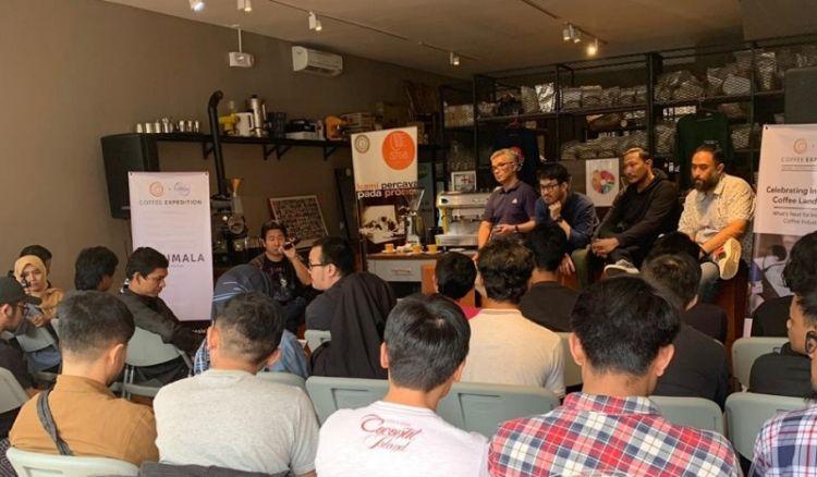 Para pecinta kopi bakal gelar ekspedisi kopi keliling Jawa dan Bali