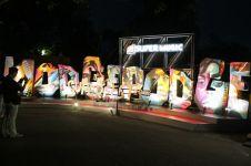 Festival musik campur aduk ini makin berwarna, dari EDM sampai rock
