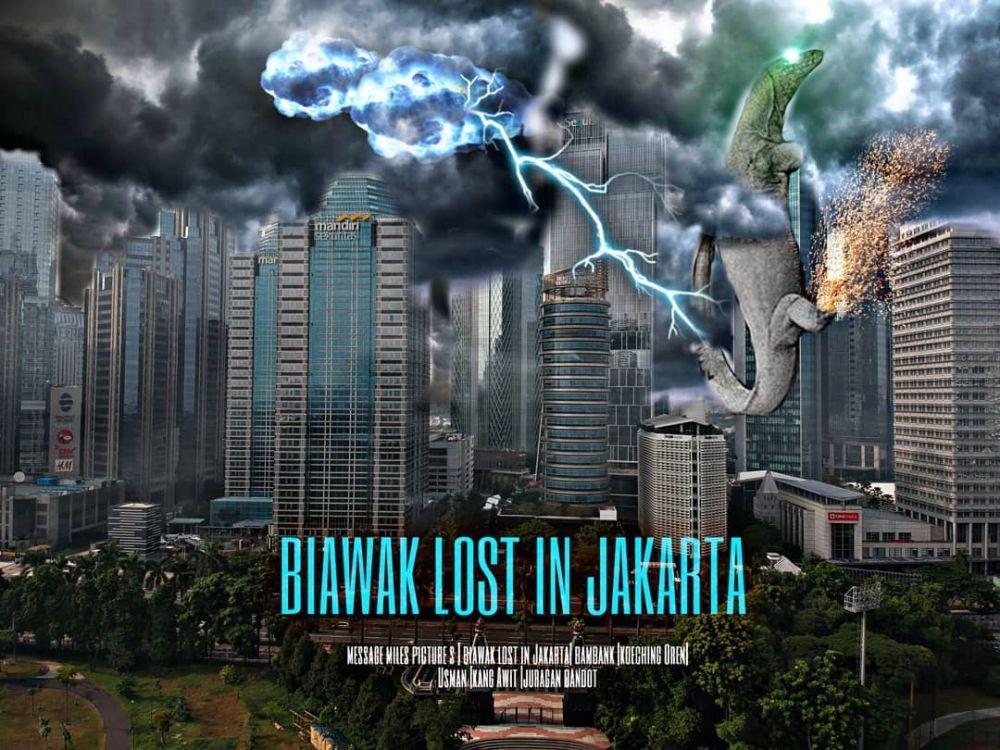 biawak poster film viral © 2019 brilio.net