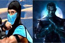 10 Evolusi Sub-Zero 'Mortal Kombat', kini diperankan Joe Taslim