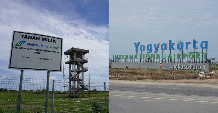 Kinjeng Wesi di pesisir selatan Yogyakarta