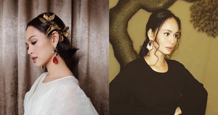 6 Potret Andien Aisyah mirip Izara Aishah, mantu Siti Nurhaliza