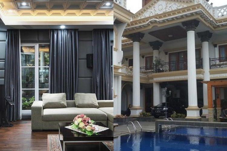 Intip fasilitas rumah mewah milik 7 seleb, ada mini golf