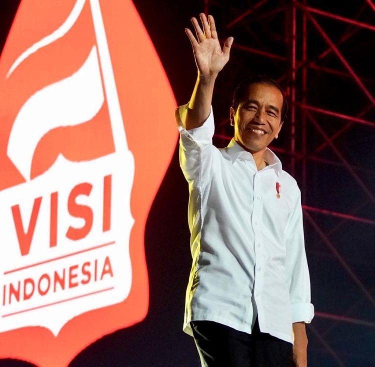 Jokowi bocorkan komposisi kabinet, ini 4 kriterianya