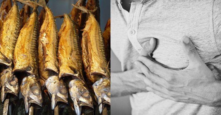 10 Manfaat ikan asin untuk kesehatan, ampuh cegah kanker kulit
