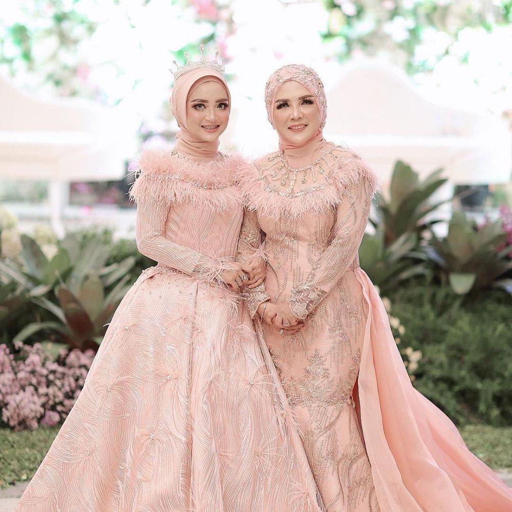 gaun pengantin © 2019 brilio.net