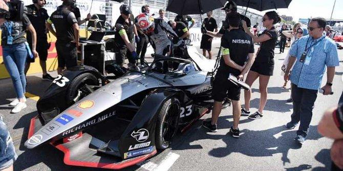 Jakarta tuan rumah Formula E 2020, begini rencana lintasannya