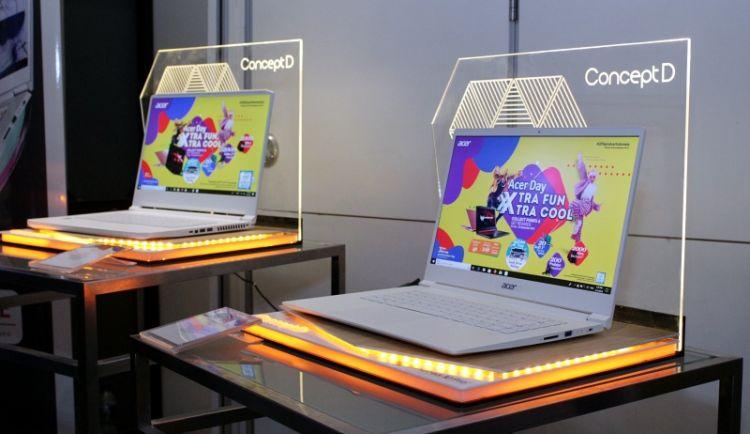 Gelaran Acer Day 2019 perkenalkan ConceptD, cocok untuk kreator nih
