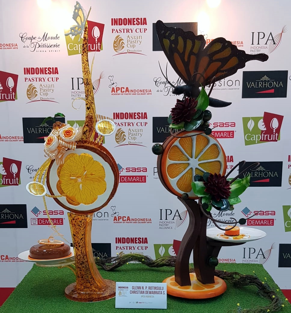 Tim APCA Indonesia bakal mewakili Indonesia di Asian Pastry Cup 2020